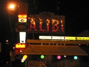 The Alibi in Portland