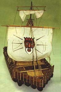 Kon-Tiki Model