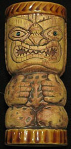 Tiki Mug from Humuhumu's Collection