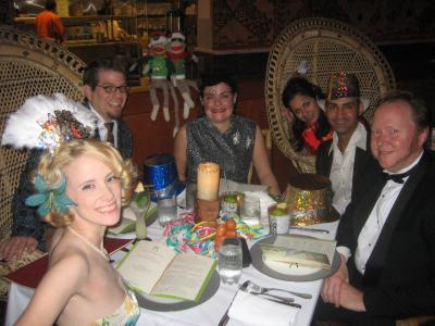 New Year's Eve at Trader Vic's