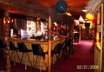 New Bar at Kon Tiki Lounge in Tucson