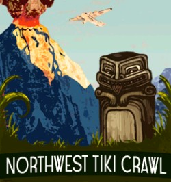 Northwest Tiki Crawl