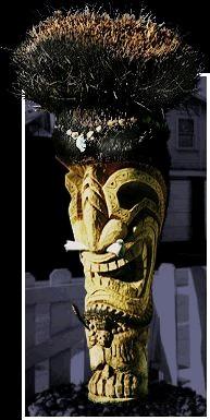 Crazy Al's Tiki #3, King Tiki