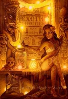 False Idols, by Heather Watts