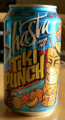 Shasta Tiki Punch
