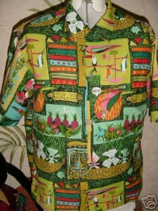 Vintage Enchanted Tiki Room Host Shirt