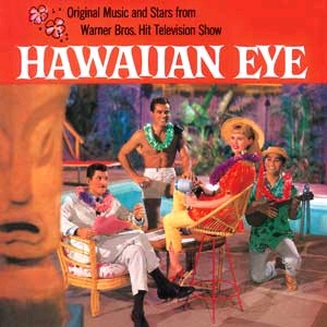 Hawaiian Eye soundtrack