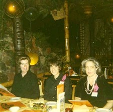 Mystery ladies at Pirate's Table, 1970, from the collection of Matterhorn1959
