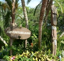 Adventureland at Walt Disney World
