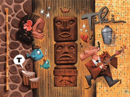 It's All About the Tiki, by Thorsten Kasenkamm