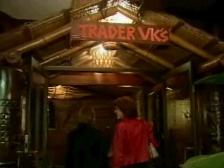Still from TripSmarter.com video of Trader Vic's in Atlanta