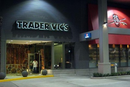 Bellevue Trader Vic's, photo by Tracy Anderson