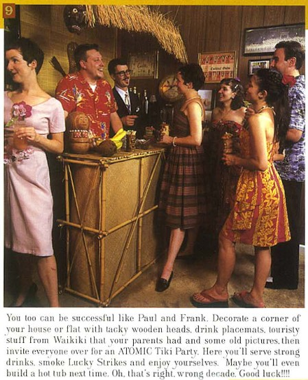 How to Build a Tiki Bar, Step 9, from Atomic Magazine Vol. 1, No. 3