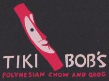 Tiki Bob's logo