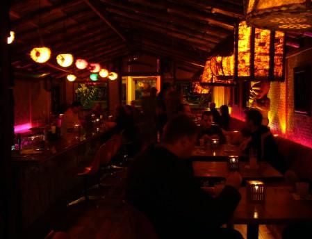 Thatch, Portland's new tiki bar, photo by Heather Gregg