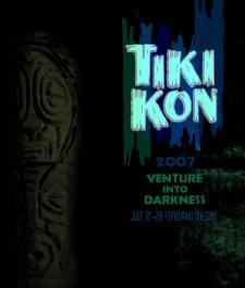 Portland Tiki Kon 2007