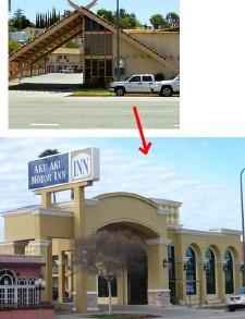 Aku Aku Motel remodel, from Curbed LA