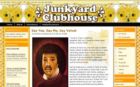 Junkyard Clubhouse