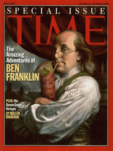 Ben Franklin loved a good Zombie