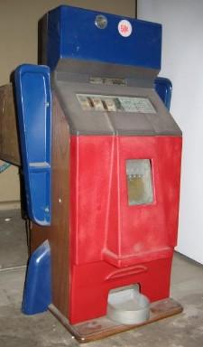 Aku Aku slot machine, from the collection of AkuAku