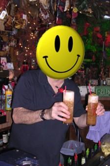 New Bartender at Tiki-Ti (dramatization)