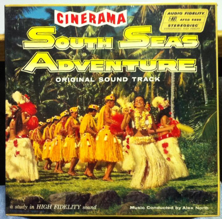 South Seas Adventure Soundtrack