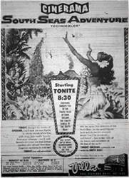Advertisement from a 1964 Deseret News