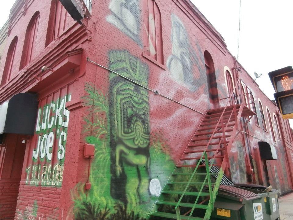 Lucky Joe's in Milwaukee