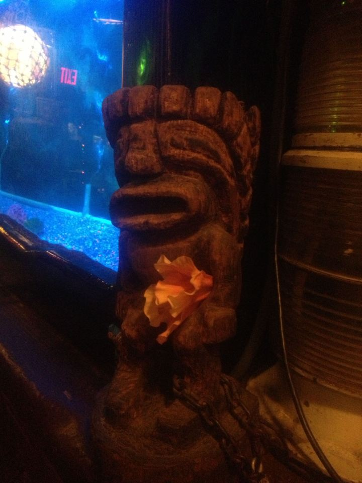 Tiki at Bahooka