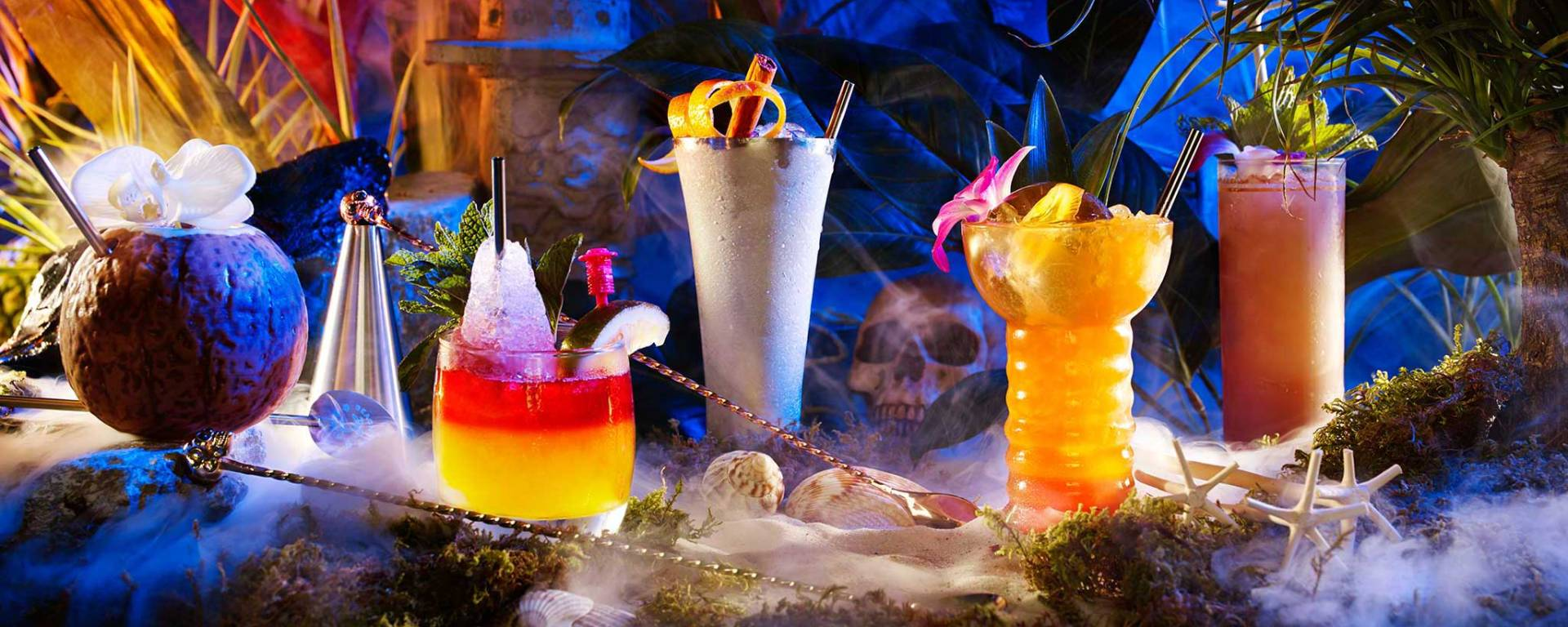 The Best Tiki Drink Recipe Books: A Review of the Works of ...