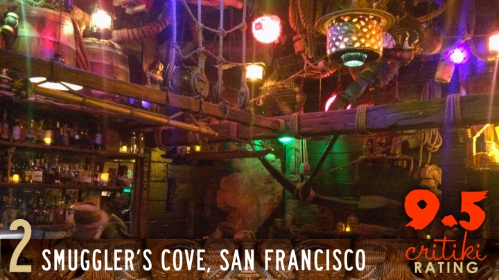 Smuggler's Cove, San Francisco