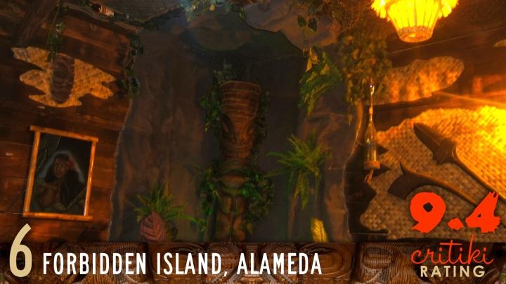 Forbidden Island, Alameda
