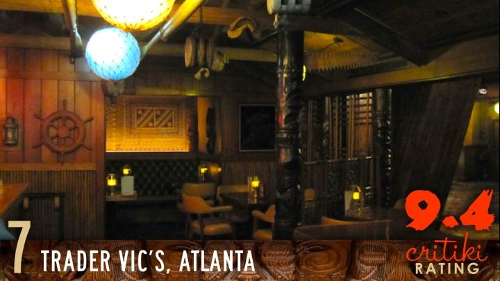 Trader Vic's, Atlanta