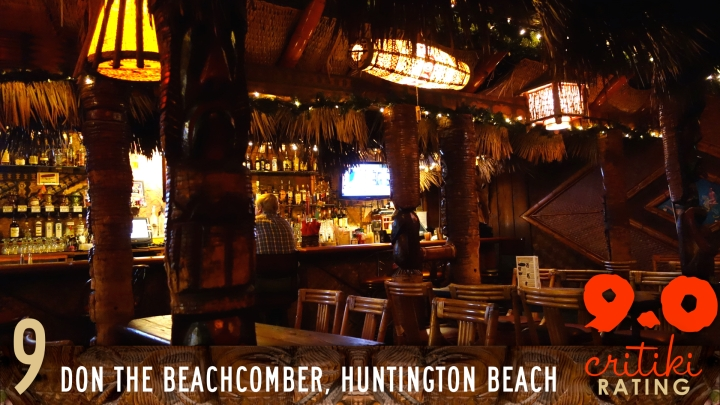 Don the Beachcomber, Huntington Beach