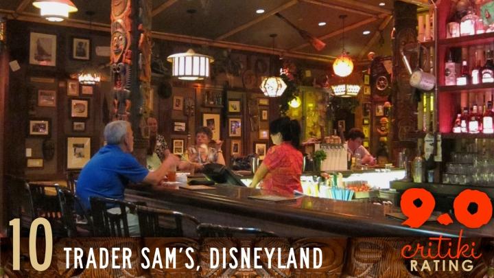 Trader Sam's, Disneyland