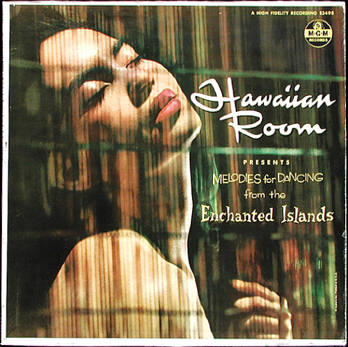 """Melodies for Dancing"" was recorded at the Hawaiian Room in New York City"