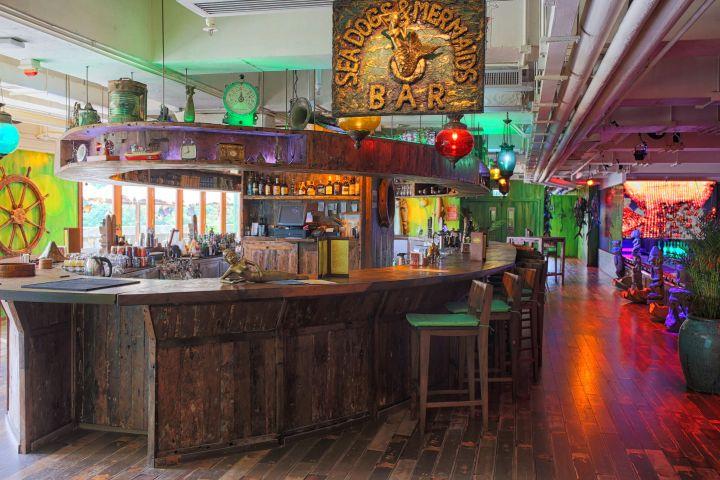 Tikitiki Bowling Bar A New Tiki Bowling Alley In Hong