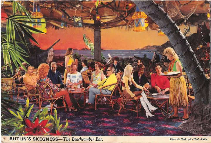 Butlin's Beachcomber Bar in Skegness