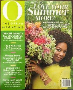 O Magazine, June 2016