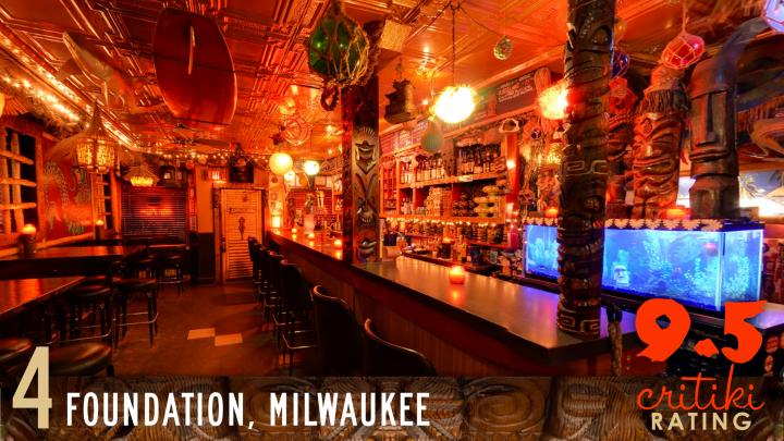 4, Foundation, Milwaukee, 9.5