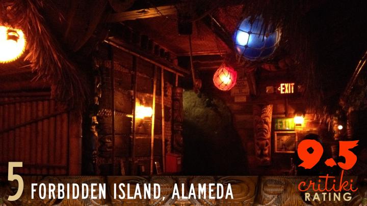 5, Forbidden Island, Alameda, 9.5