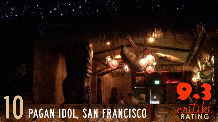 10, Pagan Idol, San Francisco, 9.3