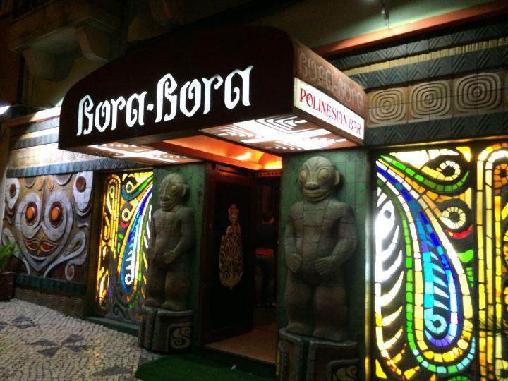 Bora-Bora in Lisbon, Portugal, photo by Critiki member InexorableTash