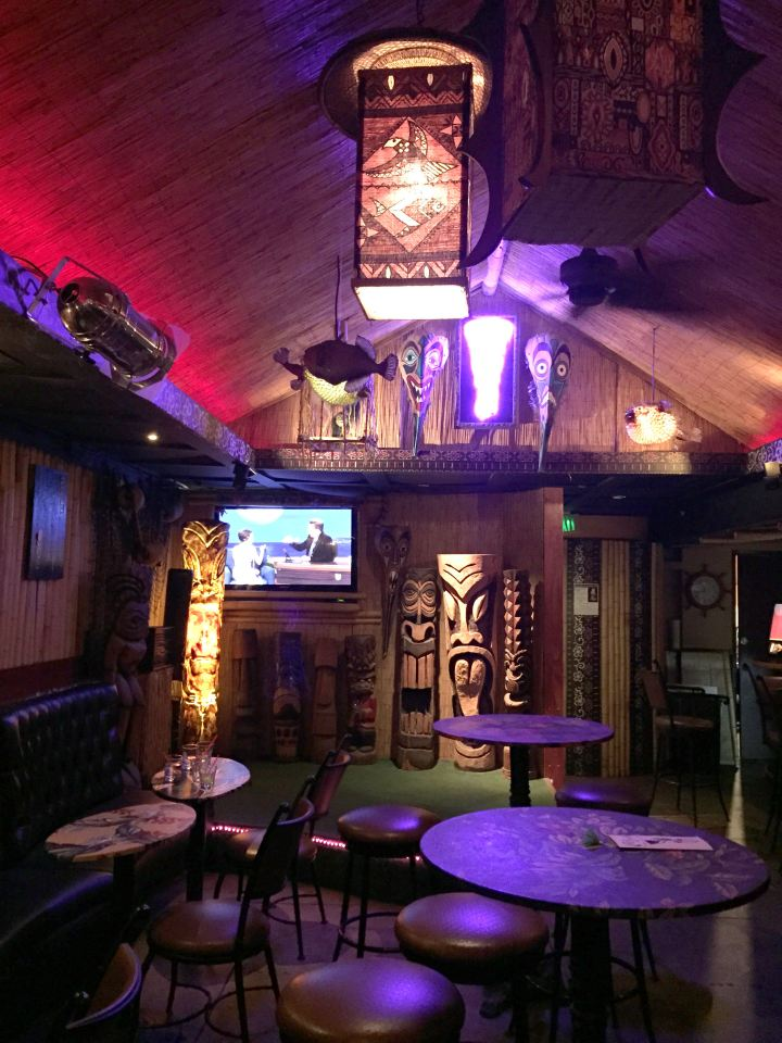 Purple Orchid Exotic Tiki Lounge, photo by Critiki member Scaramouch