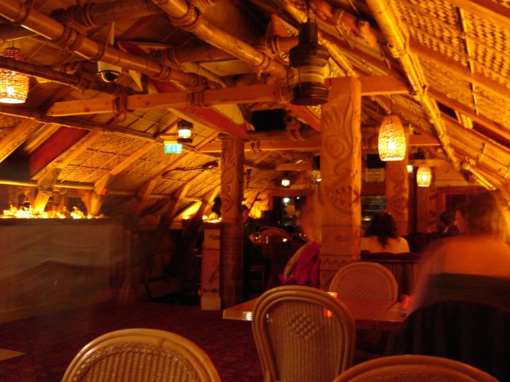 Tonga Bar in Tonsberg, Norway, photo by Critiki member Kilikopela