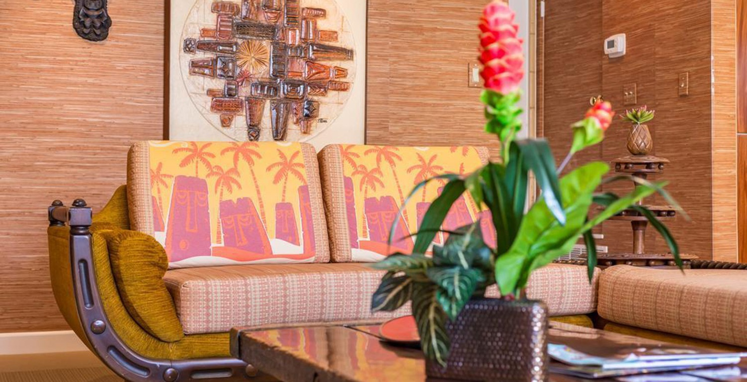Tremendous Check Out This Incredible Tiki Condo In Palm Springs Download Free Architecture Designs Osuribritishbridgeorg